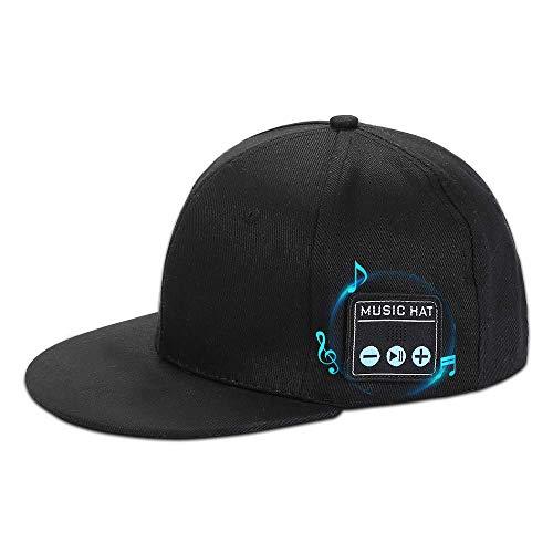 Hat with Bluetooth Headphones Bluetooth Hat V4.2 Wireless Smart Speakerphone Cap for Outdoor Speaker Baseball Cap is The Best Gifts for Ladies/Men/Boys/Girls/Women