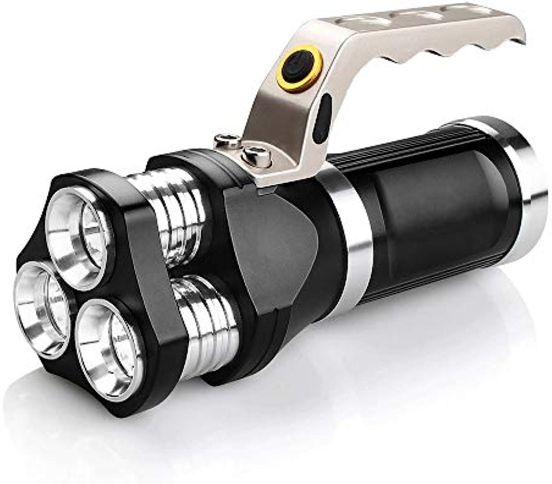 MMPY Tragbarer superheller Multi-Funktions-Xenon-Scheinwerfer LED-Reflektor-Blitzlicht-Blendlichtscheinwerfer