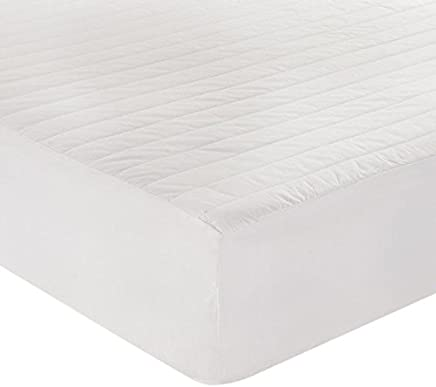 Just Cotton Cotton Filled Mattress Pad,  Full