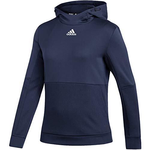 adidas Team Issue Pullover - Women's Casual XS Team Navy Blue/White