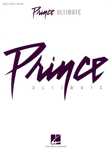 Prince - Ultimate (PIANO, VOIX, GU)