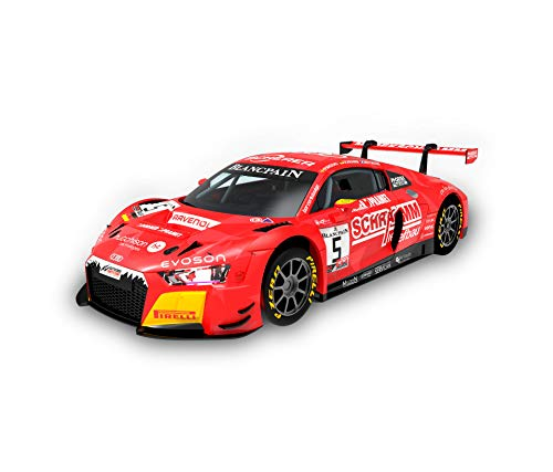 Scalextric-Compact Audi R8 LMS GT3 SCHRAMM Coche (Scale competiton Xtreme SL 1)