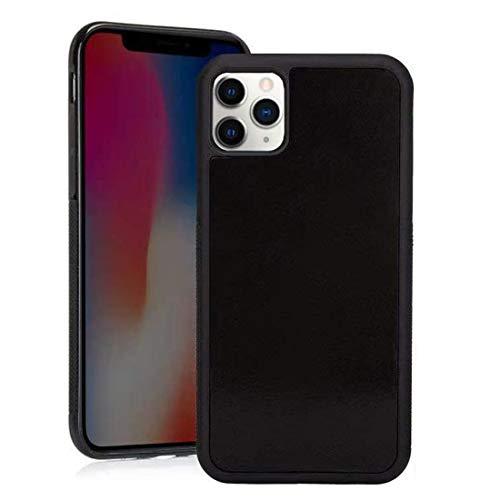 Anti-Schwerkraft-Schutzhülle, für Selfies, Hands ohne Nano, Saugnapf, für iPhone 12/iPhone 12 Pro (iPhone 12/iPhone 12 Pro, Schwarz)