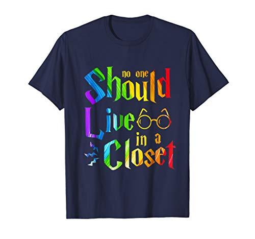 Cute Rainbow LGBT T-Shirt - Lesbian Gay Pride Gift
