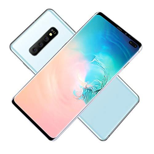 Smartphone Robusto Desbloqueado, Teléfono S10 + Dual SIM A Prueba De Polvo, Pantalla HD De 6.5 Pulgadas 18: 9, Batería De 4800mAh, 6GB RAM + 128GB ROM, Cámaras 8MP + 16MP, Face ID