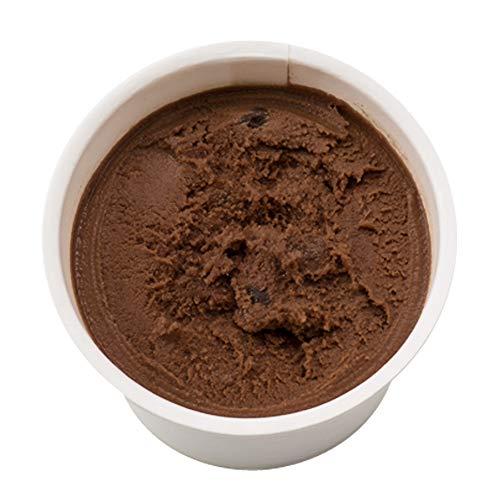 K and Son's 植物性100%オーガニック豆乳アイスクリーム 80ml Premium 6カップセット (チョコチップ)