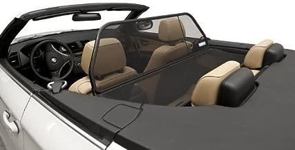 Love The Drive BMW Windstop for 1 Series (E88) 2007 thru 2014, trade; Wind Deflector, Wind Screen
