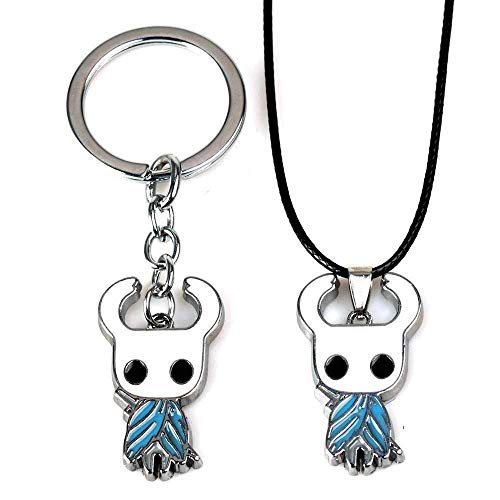 Detazhi Act Hollow Juego Knight Protagonista Collar de...