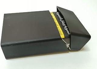 Cigarette Case Box Storage, Lightweight rubber Protective Cigarettes Cover Cigarette case wallet Smoking accessory for box...