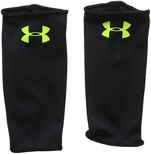 Under Armour Herren Sleeves Schienenbeinschoner, Schwarz, Medium