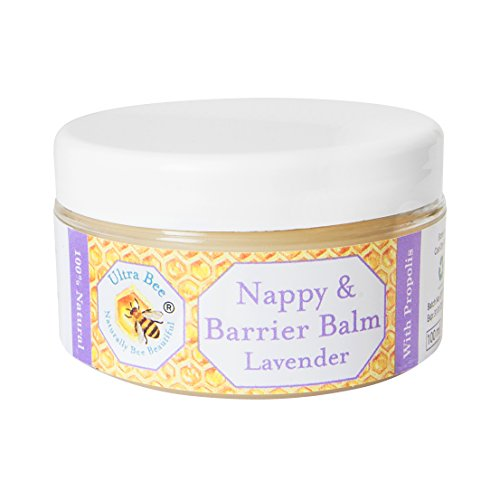 Ultra Bee Baume 100% Naturel pour Couches/Barrières 100 ml