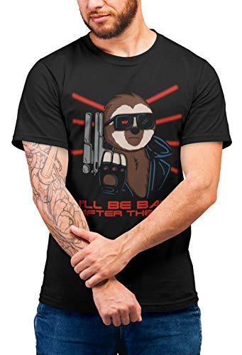Camisetas La Colmena 2262-Sloth...