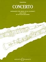 チマローザ: オーボエ協奏曲 ハ短調/ベンジャミン編/ブージー & ホークス社/ピアノ伴奏付ソロ