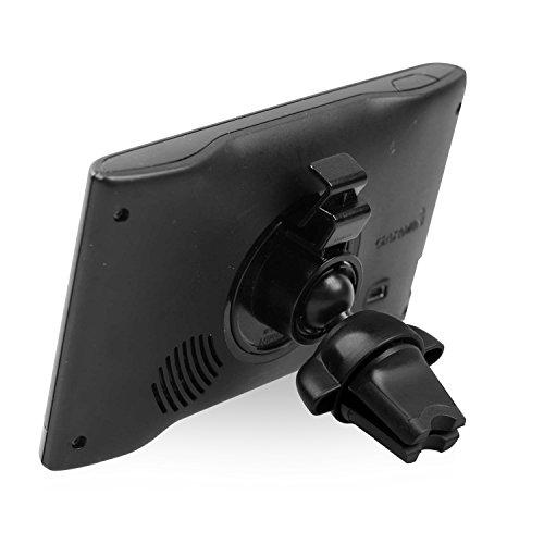 APPS2Car GPS Montag, Entlüfter-Befestigung GPS-Halter Kompatibel Mit Garmin Nüvi Serie 3,5-6 Zoll GPS [Einstellbare Halterung Basis] GPS lüftungshalterung