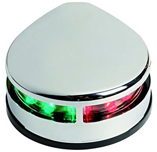 Easterner Navigationslicht EVOLED LEDs zur Bodenmontage, 2-farbig Boote bis 20m