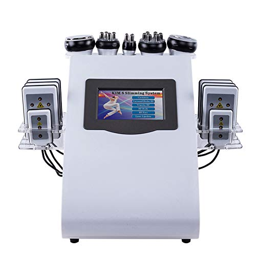 9 in 1 RF RF Face & Body Slimming & Shaping Treatment Device Machine