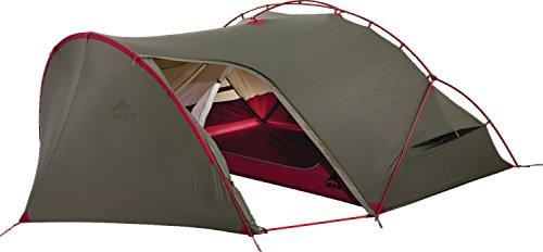 MSR Hubba Tour 2- Zelt für 2 Personen -Green