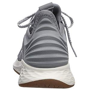 New Balance Women's Fresh Foam Roav V1 Sneaker, Gunmetal/Light Aluminum, 9 M US