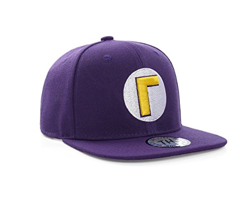 UNDERGROUND KULTURE True Heads Super Mario Waluigi Casquette de Baseball Réglable