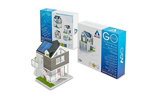 Arckit GO Plus Building Kit Architekturmodell Baukastens