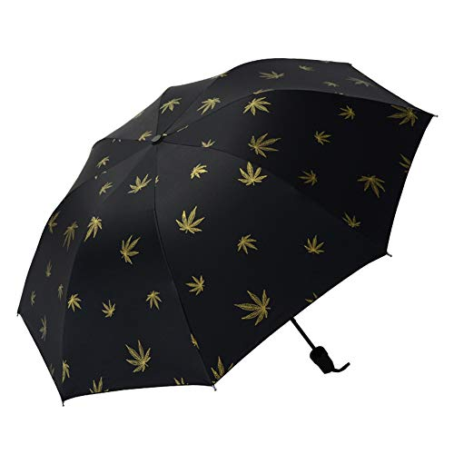Damesparaplu's, opvouwbare paraplu's, zonwering UV, waterdichte stoffen, houden je koel op warme zomerdagen