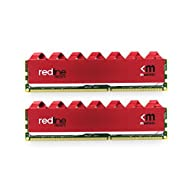 Mushkin Redline Series – DDR4 DRAM – 16GB (2x8GB) Memory Kit DIMM – 3000MHz (PC4-24000) CL-18 – 288-pin 1.35V Desktop…