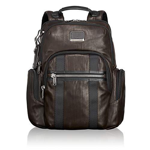 "Tumi Alpha Bravo - Nellis Laptop Mochila 15"", 40 cm, 22.3L, Marrón (Dark Brown)"