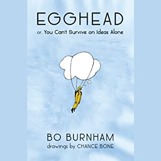 Egghead audiobook cover art