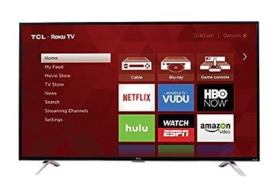 TCL LED Smart Roku TV