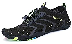 5af273c66 These swimming shoes are probably as versatile as they are easy-to-wear.  They can be used for not only a day at the beach or the local pool but can  be used ...