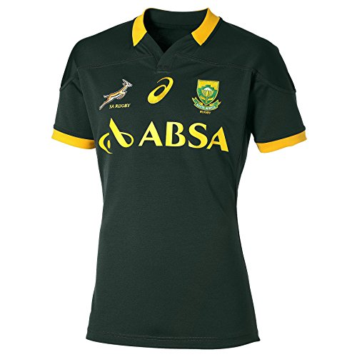 South Africa Springboks Home Test Jersey 2014/15
