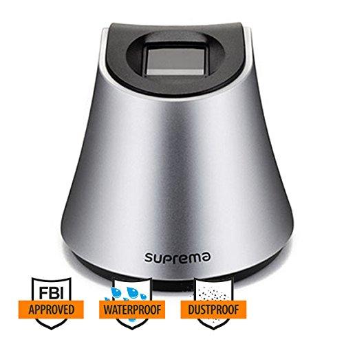 Suprema BioMini Plus 2 Fingerprint Reader FBI-PIV Biometric Scanner [New Model]
