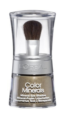 L'Oréal Paris Color Minerals, Lidschatten, 08 Olive doree