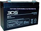 Bds Battery Agm 6v 12ah T2 -