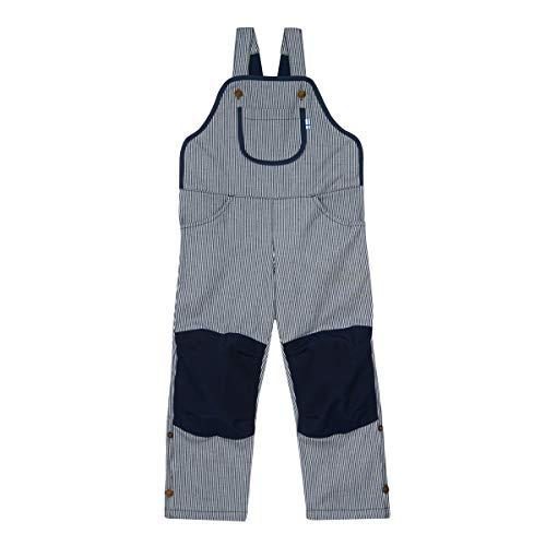 Finkid Loiri Kinder Outdoor Jeans Latzhose
