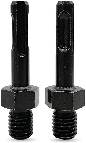 Adapter for M14 to SDS - Connection Converter of Diamond Core Bits Fitted on Hammer Drill or Electric Drill Tool