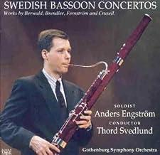 Swedish Bassoon Concerti