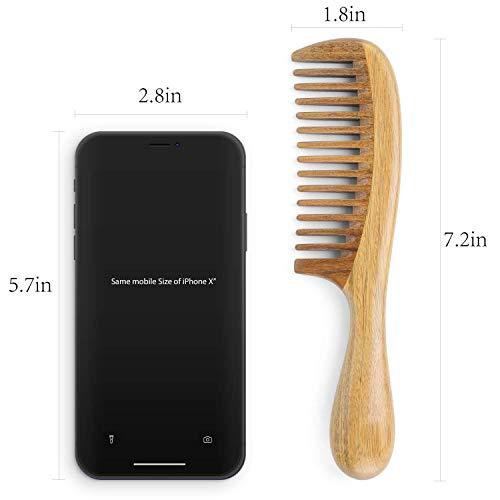 Wooden comb online _image3