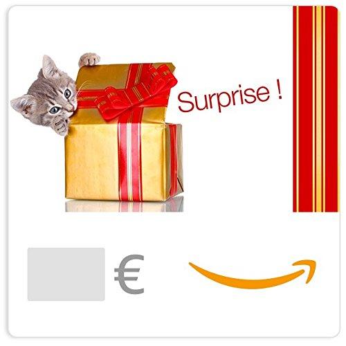 Chèques-cadeaux Amazon.fr Pour un homme