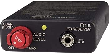 Lectrosonics IFBR1a-VHF Multi-Frequency Beltpack IFB Receiver