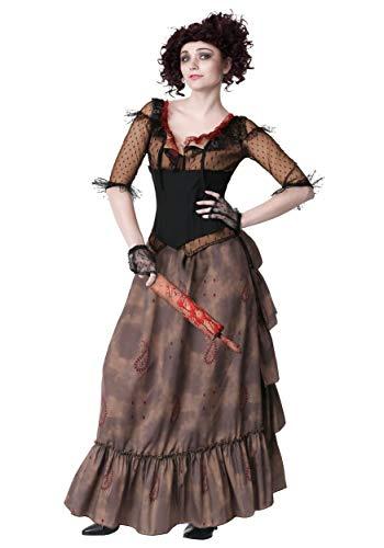 Sweeney Todd's Mrs. Lovett Fancy Dress Costume Medium