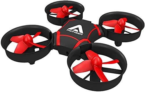 Elicottero RC Telecomando Quadricottero Auto Hover, Mini Drone Per Bambini Principianti Adulti, Giocattolo Aereo Elettrico Auto-rotazione Natale, Halloween, Ringraziamento, Regali Di Compleanno