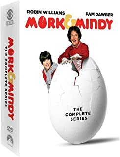 Mork And Mindy - The Complete Series - Season 1-4 (15 disc) - DVD NORDIC IMPORT