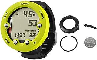 Suunto Zoop Novo Dive Computer Wrist Watch w/Battery Replacement Kit