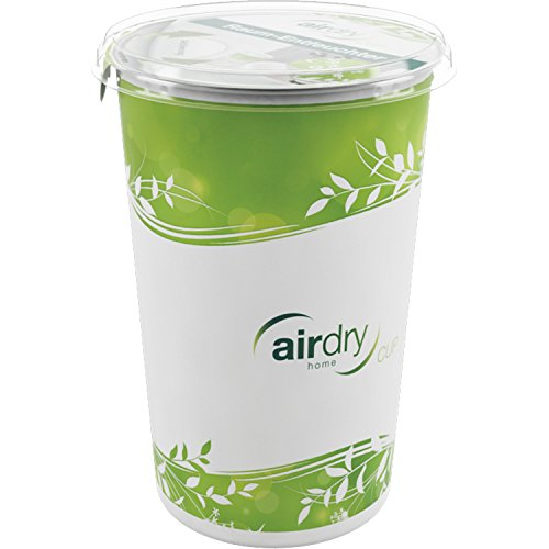 Great Features Of Thomar airDry Air dehumidifier Cup Green, with Fresh Fragrance, for car Cup Holder...