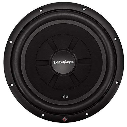 "Rockford FOSGATE R2SD4-12 12"" 500W Car Shallow Mount Slim Subwoofer Sub R2SD412"