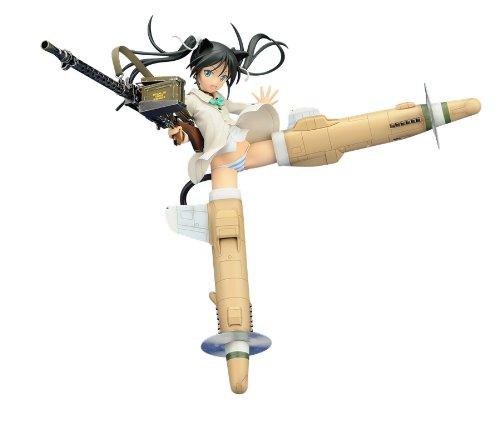 Alter Strike Witches 2: Francesca Lucchini PVC Figure (1:8 Scale)