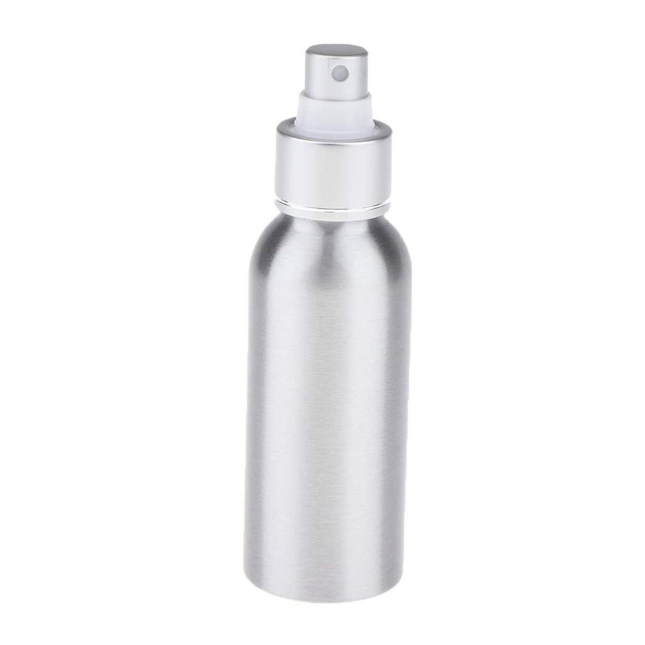 平行官僚満足CUTICATE ポンプボトル アトマイザー トラベルボトル スプレー 漏れ防止 遮光 霧吹き 旅行用 5サイズ選べ - 100ミリリットル