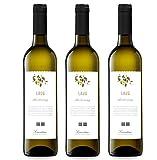 LAUS - Estuche de Vino 3 Botellas Chardonnay 2020 Vino Blanco -...