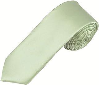 Solid Light Sage Green Boy's Necktie